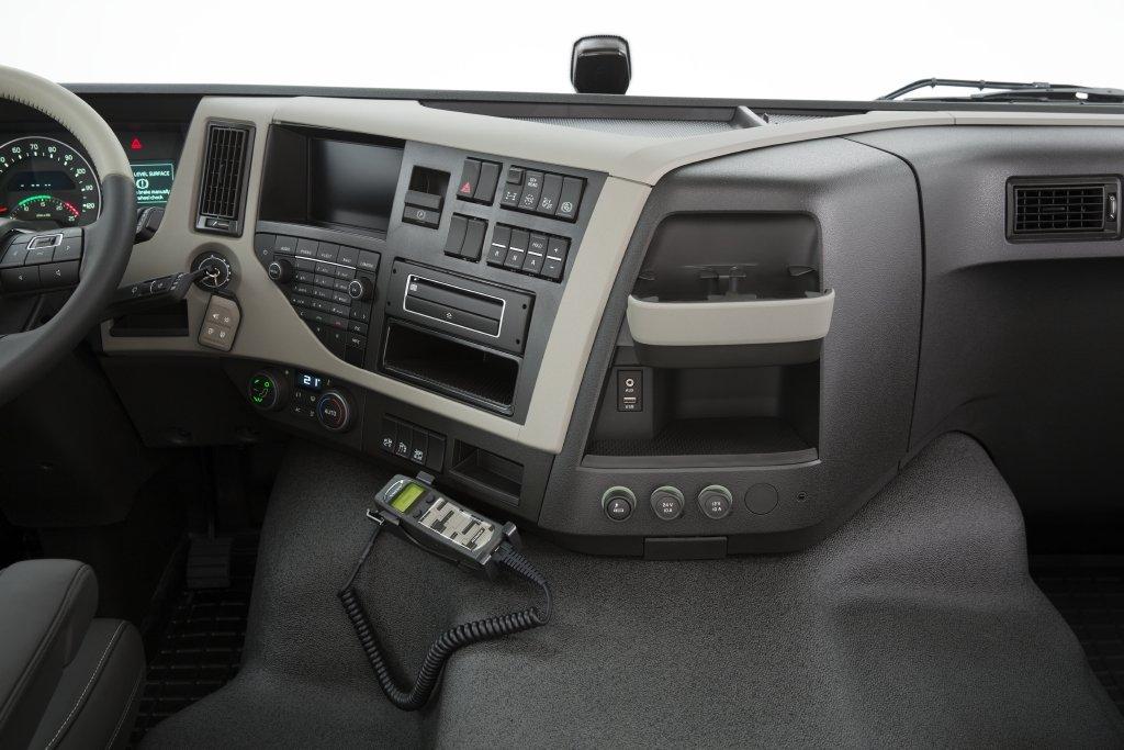 Volvo Truck Inside Volvo Truck 2014 Inter...